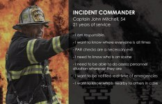 Persona | Incident Commander