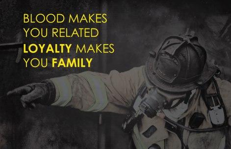 Mindset of a firefighter
