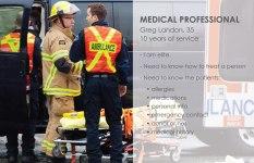 Persona | Medical Professional