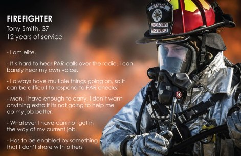 Persona | Firefighter